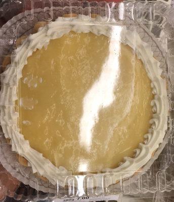 Tarte au citron - Produit