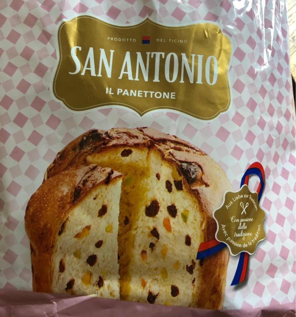 San Antonio il panetton - Product