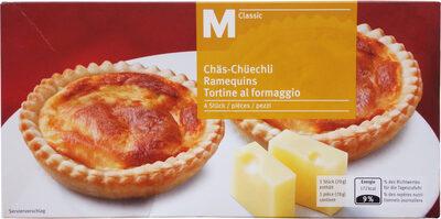 Ramequins au fromage - Produit - fr