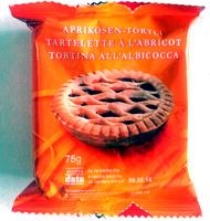 Tartelette à l'abricot - Product
