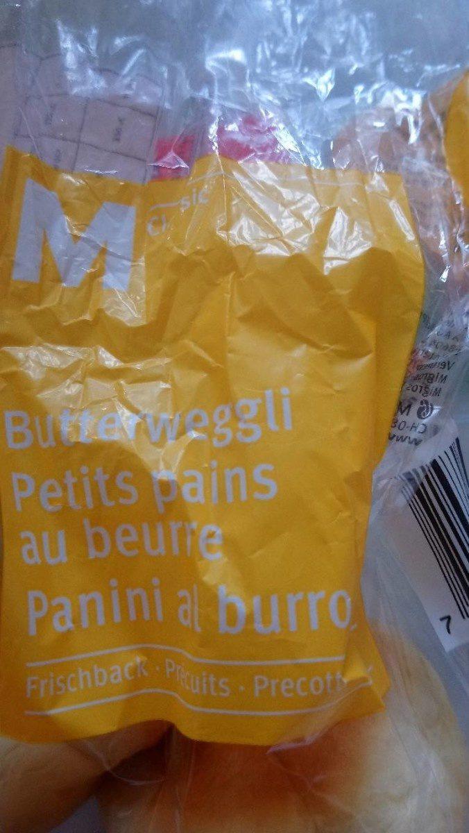 Petit pain au beurre - Product