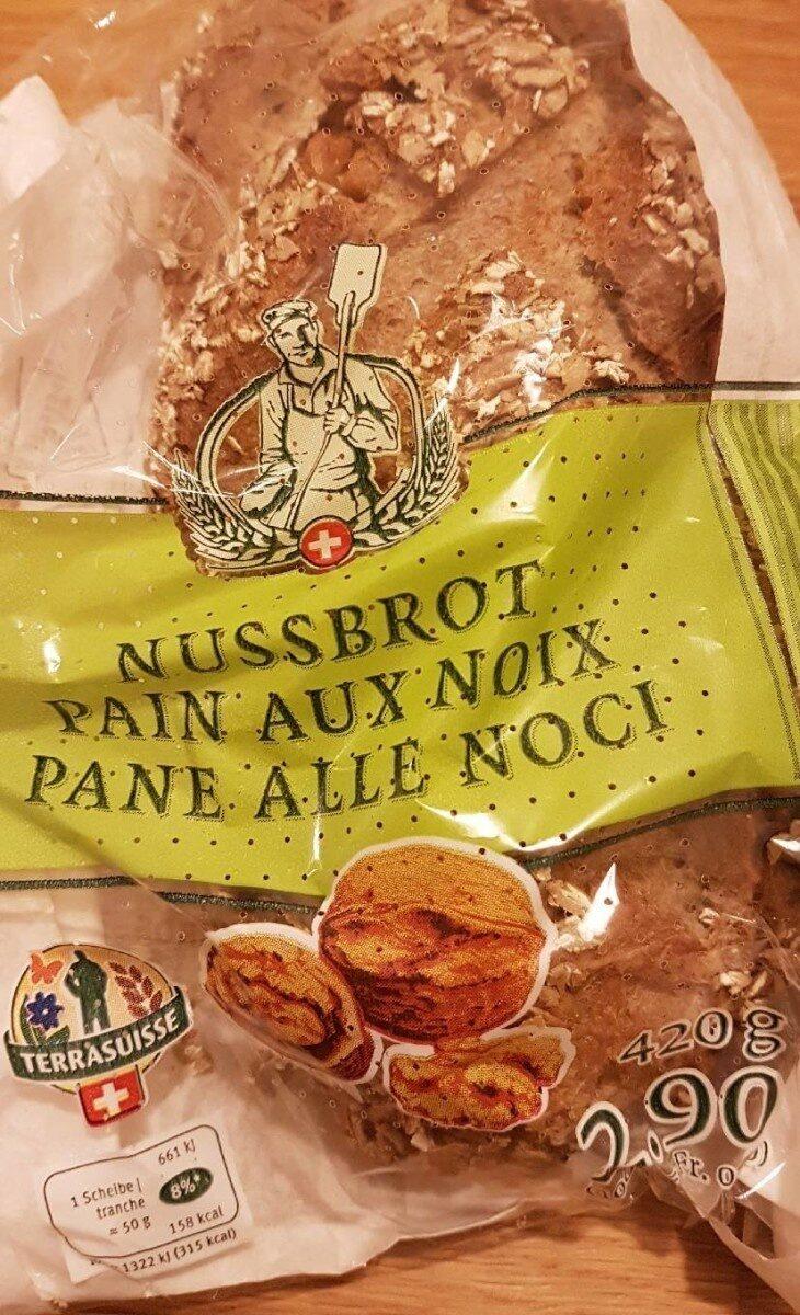 Pain aux noix - Prodotto - fr