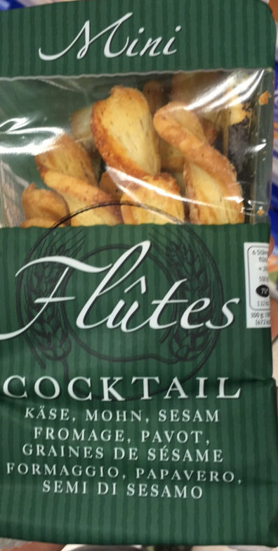 Mini Flûtes Cocktail - Product