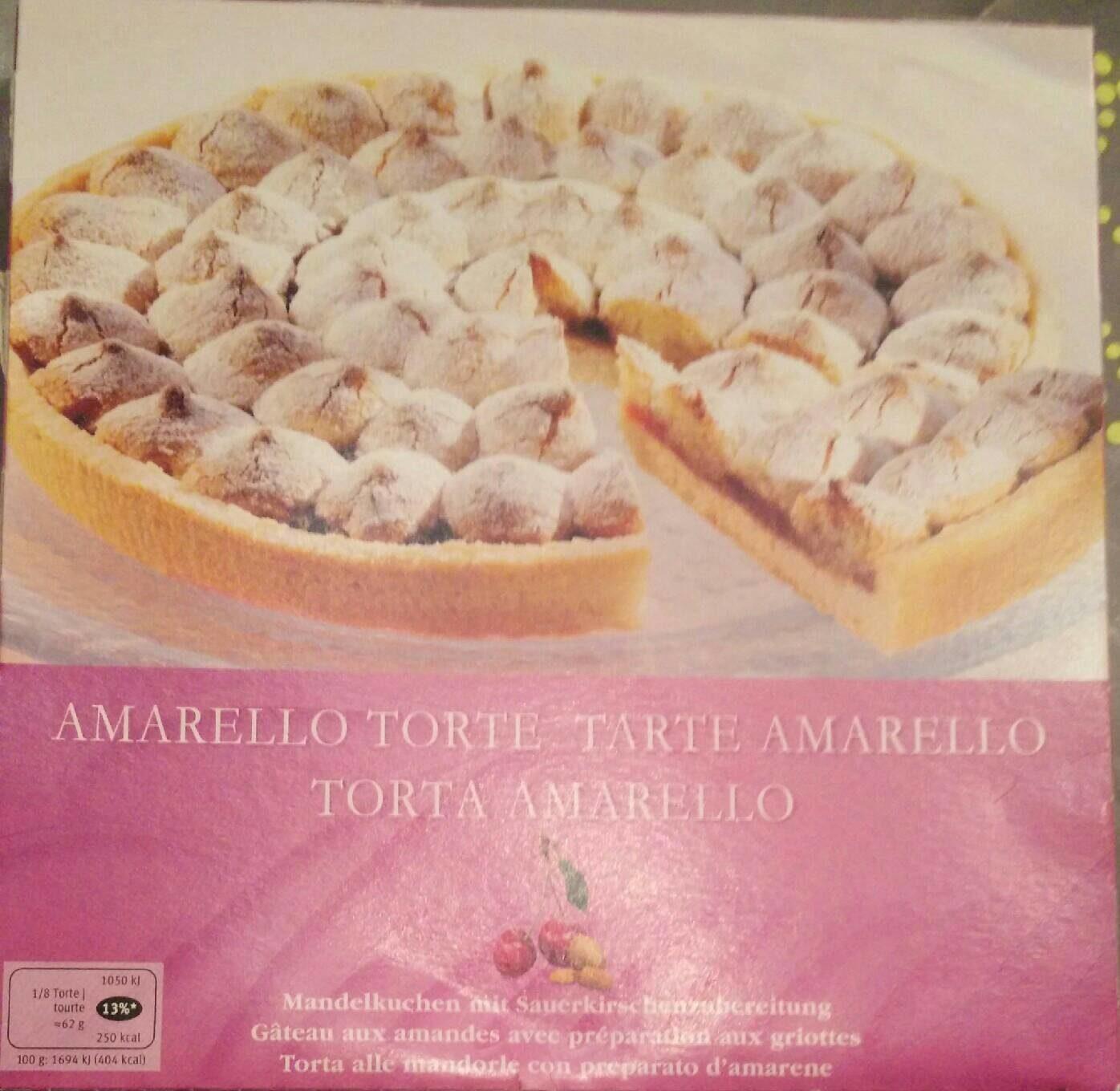 Migros Amarello Torte - Produit - fr
