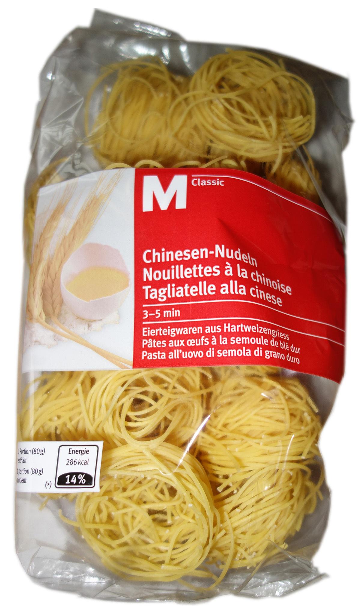 Nouillettes à la chinoise M-Classic - Product - fr