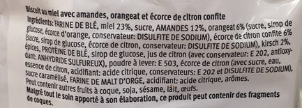 Feinste Leckerli - Ingredients
