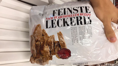 Feinste Leckerli - Product