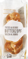 Migros Tresse au beurre 300g - Produit - fr