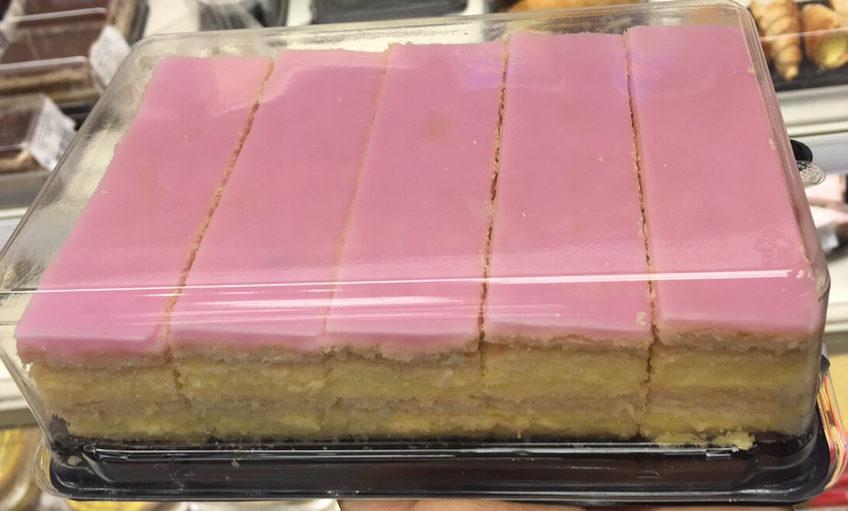 Pâtisserie en Pâte feuilletée avec Crème - Produit - fr