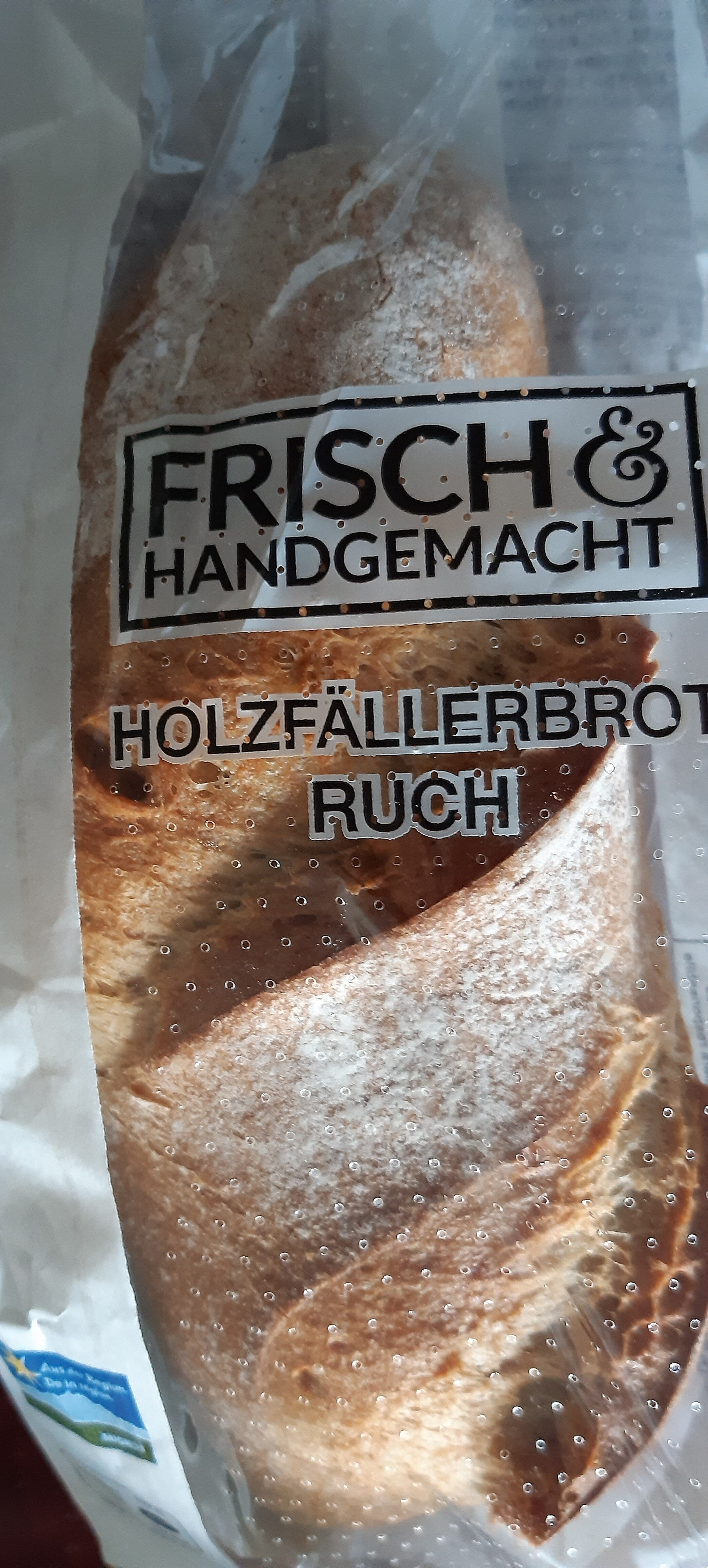 Holzfällerbrot Ruch - Prodotto - it