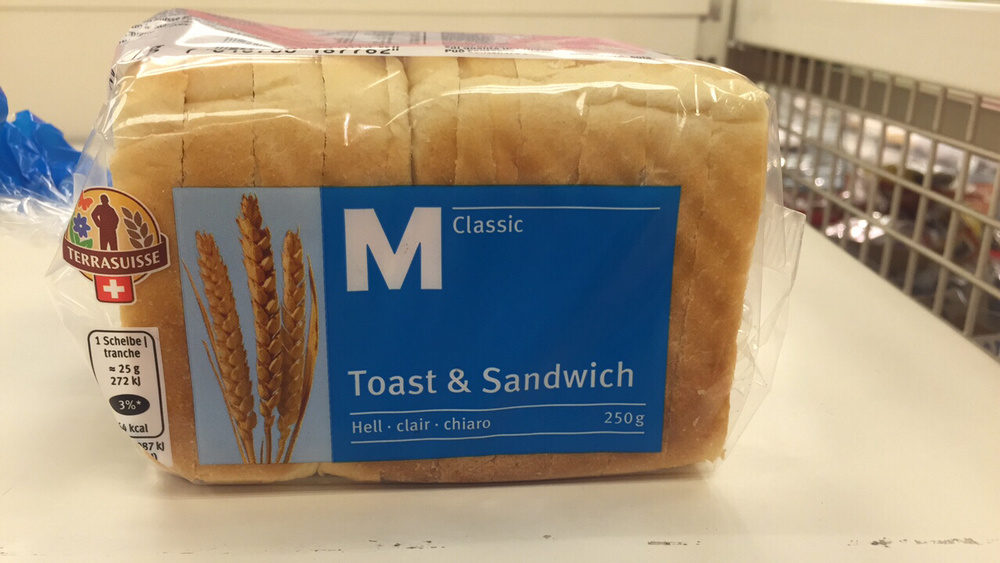 Tostbrot - Product - fr