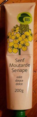 Sweet mustard - Produit - fr