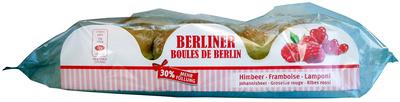 Boules de Berlin Framboise/Groseille - Prodotto - fr