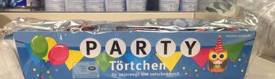 Party tortchen - Produit - fr