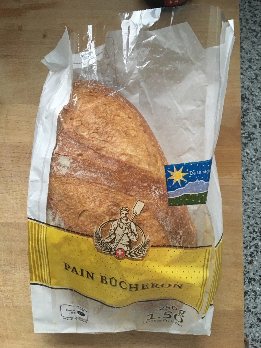 Pain bucheron - Produit - fr