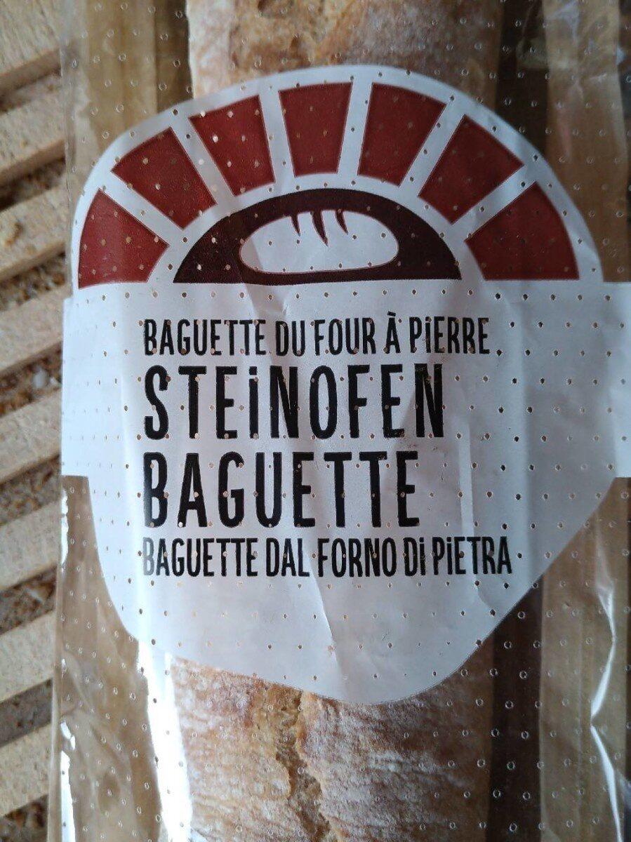 Baguette du four à pierre - Prodotto - fr