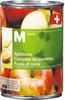 Compote de pommes M-Classic - Product