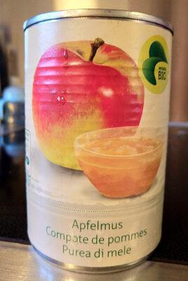 Purea di mela Compote de pommes - Prodotto - de