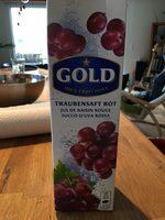 Jus de raisin rouge - Product - fr
