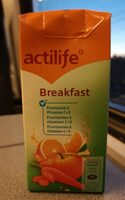 Actilife Breakfast - Product