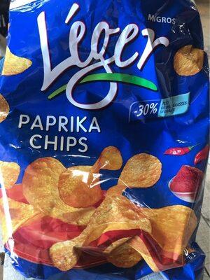Paprika Chips - Prodotto - fr
