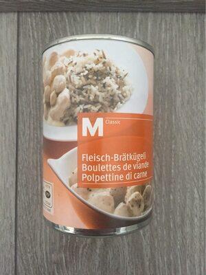 Boulettes de viande - Product - fr