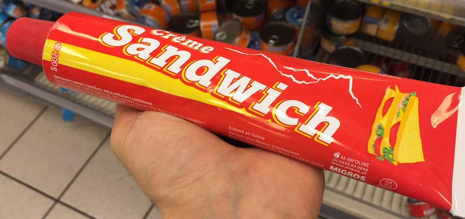 Crème Sandwich - Produit