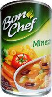 Minestrone Bon Chef - Product - fr