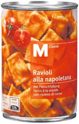 Ravioli alla Napoletana M-Classic - Product