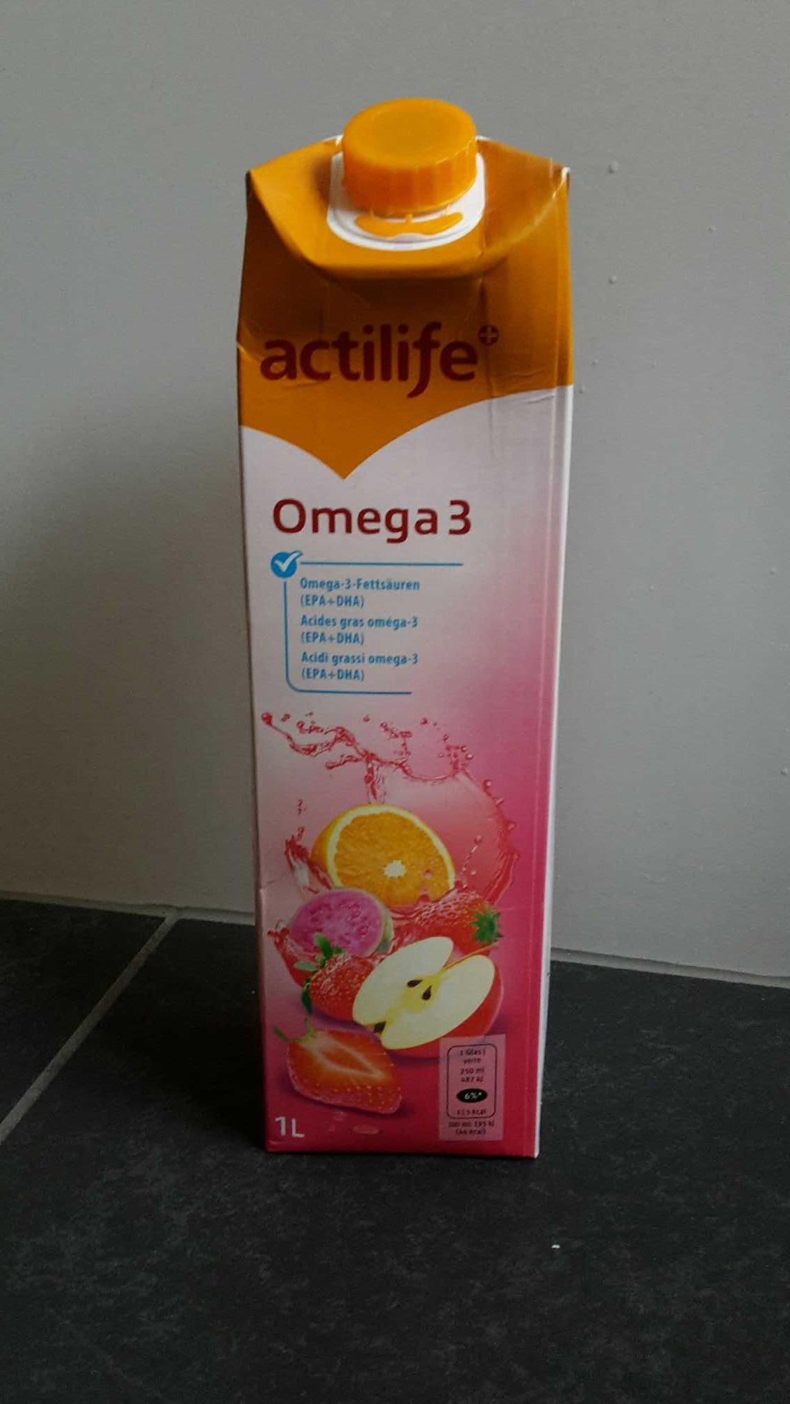 Omega 3 - Product - fr