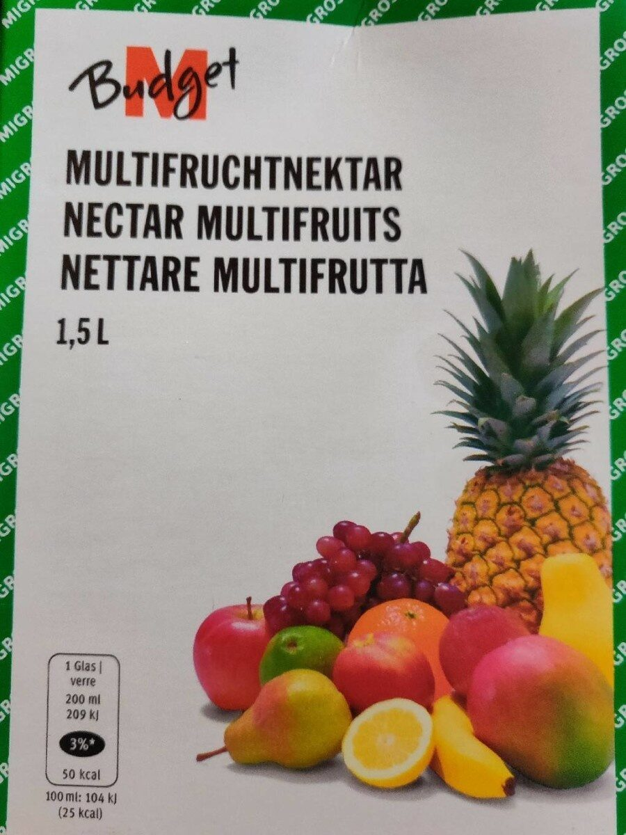 Nectar Multifruits - Prodotto - de