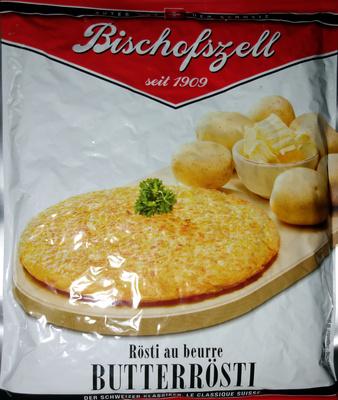 Rösti au beurre - Produit - fr