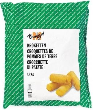 Croquettes de pommes de terre - Produit - fr