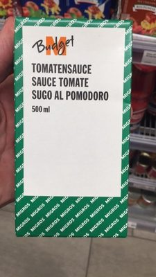 Sauce tomate - Product - fr
