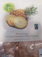 Tranches d'ananas - Product - fr