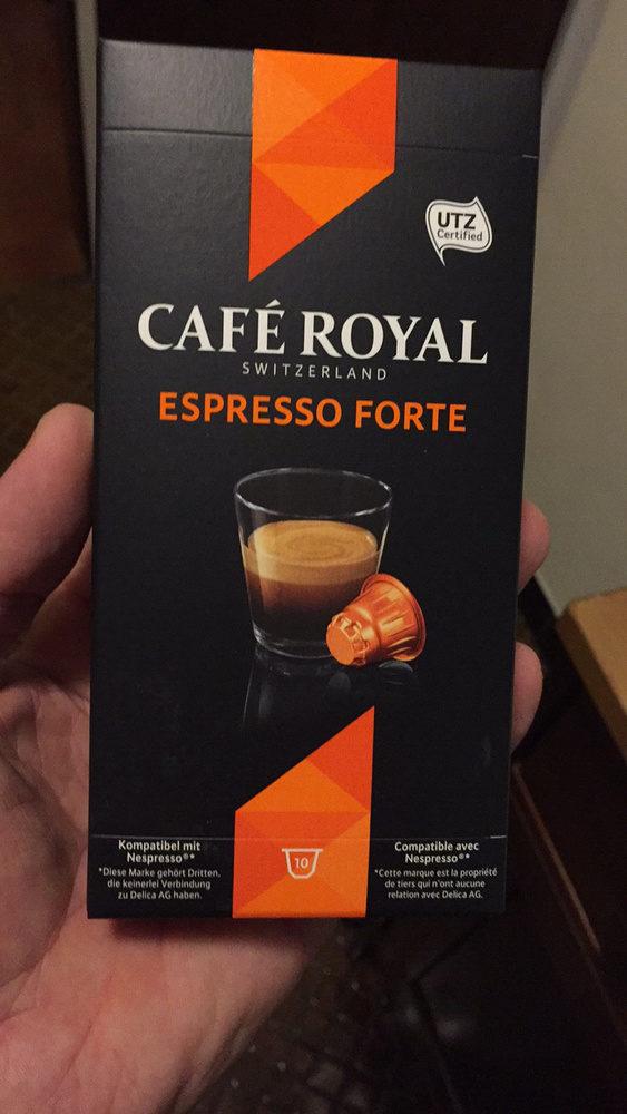 Espresso forte - Produit - fr