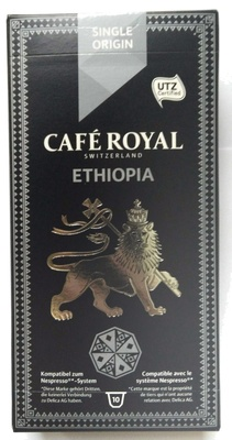 Single Origin Ethiopia - Product - fr