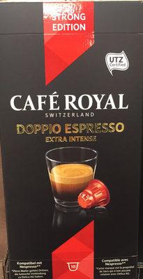 Doppio espresso - Product