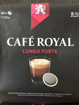 Lungo Forte/Intense - Product - fr