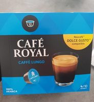 Caffe  lungo - Product - fr