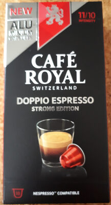 Café Royal - Product