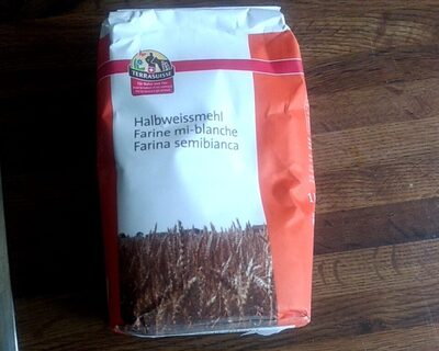Halbweissmehl - Prodotto - fr