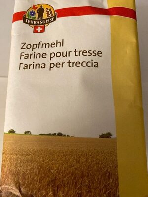 Farine pour tresse - Produkt - de