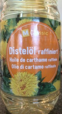 Distelöl raffiniert - Produit - fr