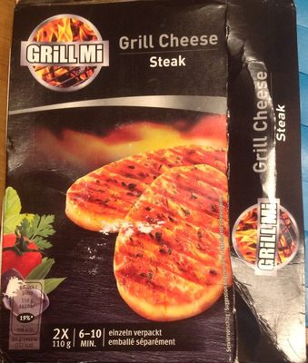 Grill Cheese Steak - Product