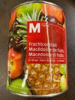 Fruit Cocktail Fruchtcocktail In Sirup - Produit - fr