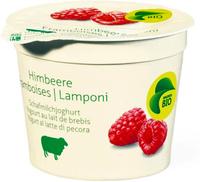 Yogourt au lait de brebis framboise BIO - Product - fr