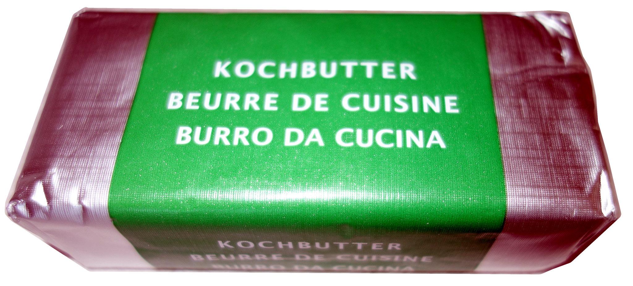 Beurre de cuisine - Product