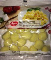 Gnocchi caprese - Produit - fr