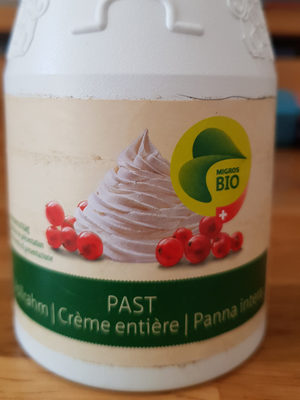 Vollrahm PAST - Produit